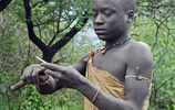 非洲的原始部落