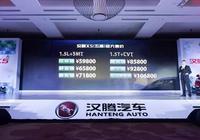 國產新車集體爆發!長安新車驚豔全場,漢騰X5、長城新車上市