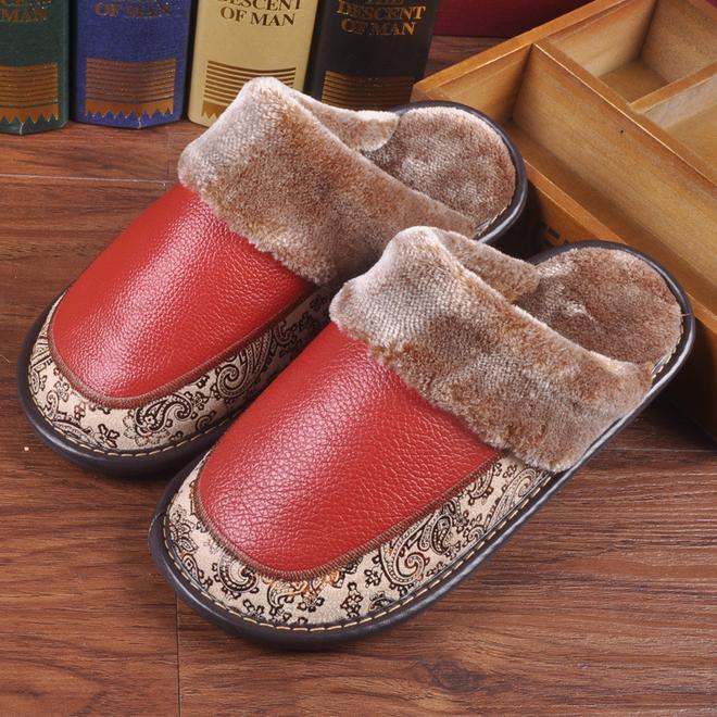舒適的家居小拖鞋保暖棉拖,冬季保暖舒適是最重要的喲
