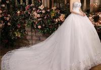 2018流行的新娘結婚婚紗推薦 新娘婚紗嫁衣挑選