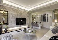 歐式裝修花錢多?這套三居室裝修花10萬,效果像花20萬裝的!