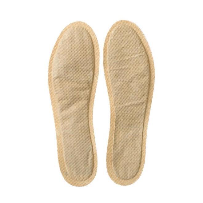 這個冬天,怎能讓腳冷冰冰!墊上冬暖鞋墊,穿鞋出行不擔心腳底冷