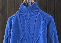 再三建議:毛衣不要配打底褲!太醜,瞧70女人這樣穿,美嫩到酥
