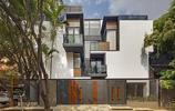 住宅設計:16mX14m宅基地上的4層現代中式別墅美宅,後附平面圖