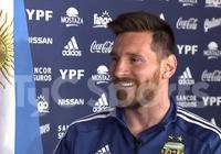 梅西:我家老二說自己是皇馬球迷,為了氣他哥哥