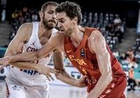7日男籃歐錦賽2串1:西班牙塞爾維亞均可大勝收官