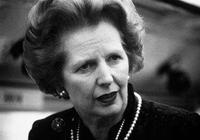 英國首相撒切爾夫人是一個什麼樣的人?