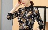 加絨蕾絲打底衫,保暖更顯瘦,愛美女人都備2件,再不買就漲價了