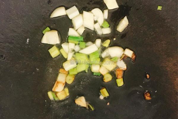 蝦仁炒豌豆