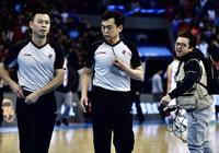 CBA有这样差的裁判,中国男篮水平能提高吗?