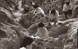 極為珍貴的老照片,發掘秦始皇兵馬俑現場實拍圖