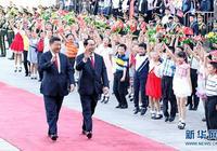 習近平同越南國家主席陳大光舉行會談 一致同意推動中越全面戰略合作伙伴關係邁上新臺階