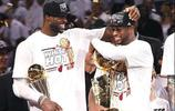 美媒評NBA歷史最強八人組,現役僅僅有一對,詹韋連線已成過去式
