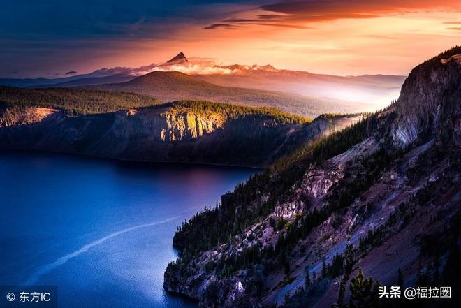 全球國家公園絕美大發現之一:有一個國家公園的美景充滿神祕感