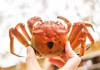 網紅鹹烤蟹,口口相傳的好味道
