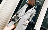 適合25-40歲女性的小西服外套,修身顯瘦,穿出自信幹練之風