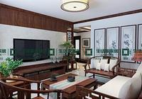 濟南白金漢宮220平中式風格設計