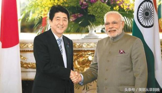 """印度400億被日本""""騙""""走後,呼籲和中國合作,網友:太晚了!"""