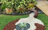 鵝卵石合集:滿大街可見的石子,與植物搭配起來居然也能這麼好看
