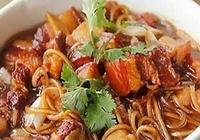 教你在家做出好吃的大白菜五花肉燉粉條,上桌就搶光,太香太誘人