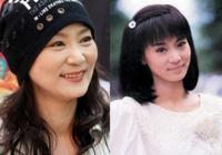 劉雪華:看我年輕時,林青霞:看我年輕時,何賽飛:看看我年輕時