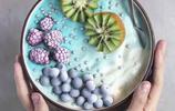 用多彩的食物製作出驚人的甜點和早餐