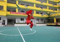 中華傳統武術走進五華區文林小學課堂