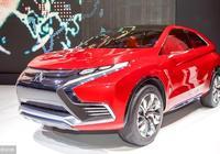 三菱推出四驅SUV,關鍵是價格才十萬,你心動了嗎