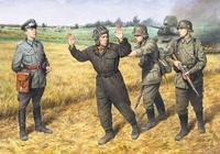 二戰中蘇軍被德軍俘虜後,他們有著不一樣的待遇,你知道會怎麼樣