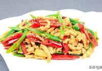 辣椒炒肉究竟是先炒辣椒,還是先炒肉?這樣做會更好吃,更入味