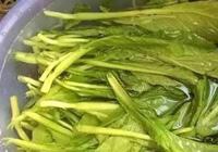 綠葉蔬菜怎樣洗才能去除殘留農藥?