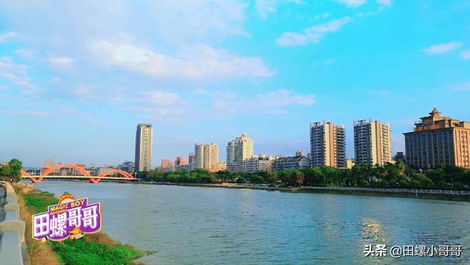 直擊福建一個普通的小縣城,GDP只有400億出頭,城建卻是高端大氣