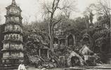 回眸百年前的杭州美景,中國傳統建築與景觀欣賞