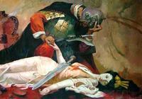 日本武士最殘忍的切腹方法,只有一個人完成了,被放入靖國神社