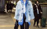 冬季疊穿搭配,馬思純太時髦,劉雯有氣質,戚薇穿的最好看!