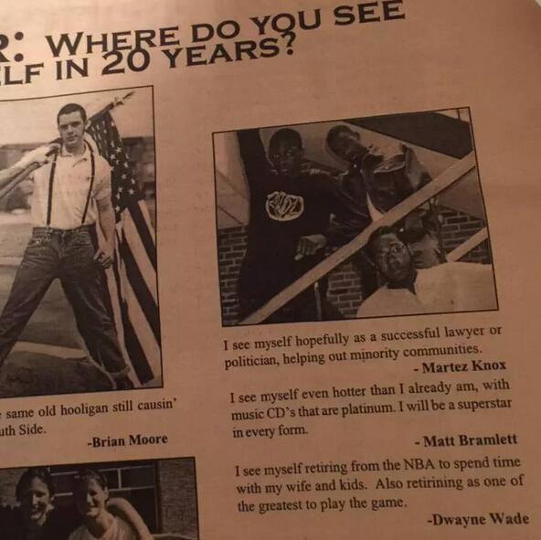 充斥毒品和槍聲的家鄉,德維恩-韋德的童年故事
