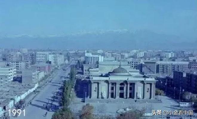 新疆烏魯木齊城市圖錄,老照片記錄當地風土人情,看了之後才知道