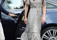 穿衣優雅氣質的凱特王妃也會踩雷,碎花雪紡裙配漁夫鞋古板又老氣