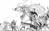 三國668:張郃、夏侯淵、徐晃、許褚四將輪戰龐德,龐德絲毫不懼