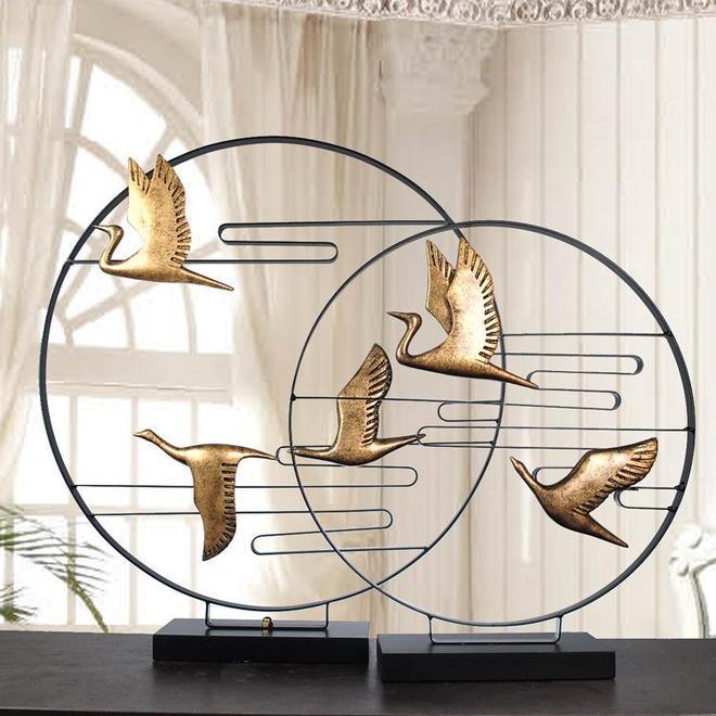簡約又高雅的家居擺件,給你的家居帶來濃郁的藝術氣息,欣欣向榮