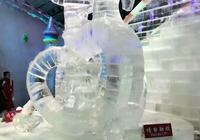 十月漳州魅力無限六鰲冰雕藝術