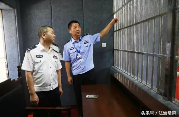 李忠同志調研安鄉公安工作