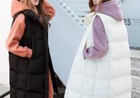 服裝搭配新趨勢:衛衣+小白鞋,馬甲+衛衣,穿出新時尚