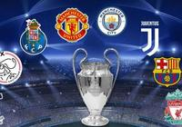 歐冠8強抽籤結果出爐:曼聯遭遇巴薩,尤文利物浦都獲大禮包