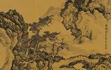 徐文良畫家《山峰層疊 溪流淙淙》