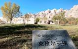 比敦煌莫高窟還早300年的克孜爾石窟,大部分壁畫被盜往了德國