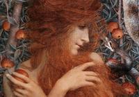 世界上的第一個女人——夏娃 by 雷維-杜爾馬