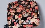 過了40歲的女人要會打扮自己,換上這樣的時髦衫,優雅氣質更減齡