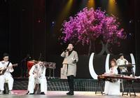霍尊亮相《國樂大典2》,國風滿屏,歌迷擠爆現場