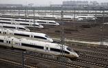 五一小長假:高速路堵我坐高鐵就不堵了。網友評:你太年輕了!